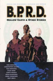 B.P.R.D. Graphic Novels